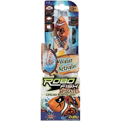 SPLASH TOYS Robo fish pirate - multicolore