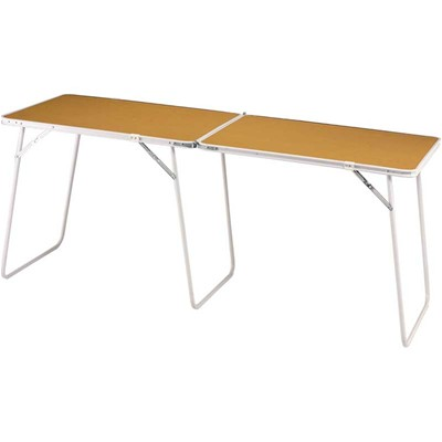 WDK PARTNER Table double pliante - multicolore