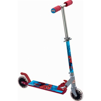 MONDO Trottinette Spiderman - multicolore