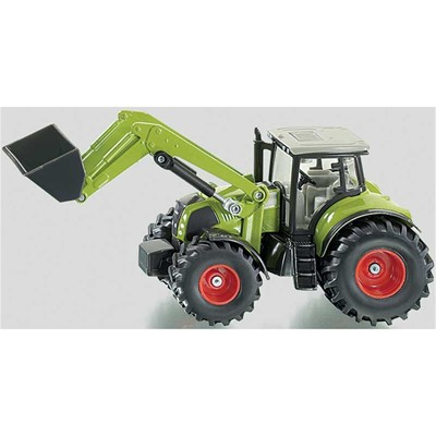 SIKU Claas - Tracteur avec chargeur frontal - multicolore