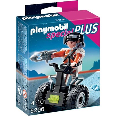 PLAYMOBIL Spécial plus - Agent secret - multicolore