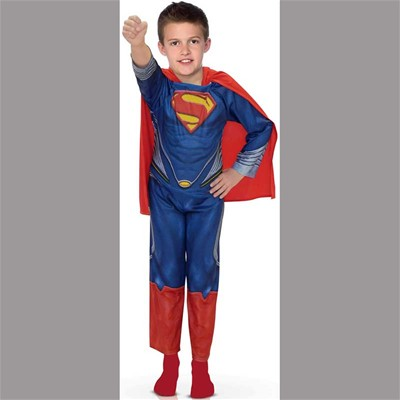 RUBIE'S Costume Superman - Taille S