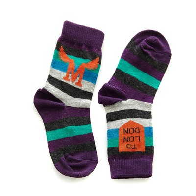MARESE Chaussettes - multicolore