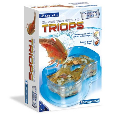CLEMENTONI Triops - multicolore