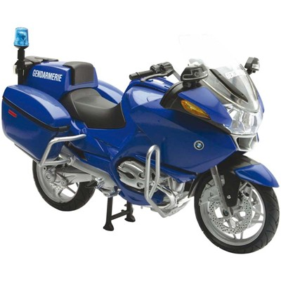 NEW RAY FRANCE Moto de gendarmerie - multicolore