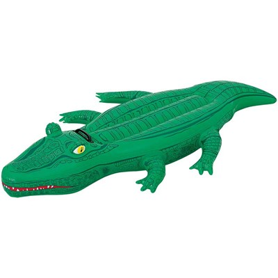 Bestway Crocodile gonflable - multicolore