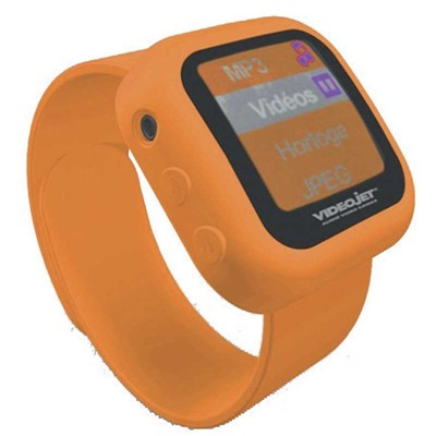 VIDEOJET Tictac fun - Montre - multicolore