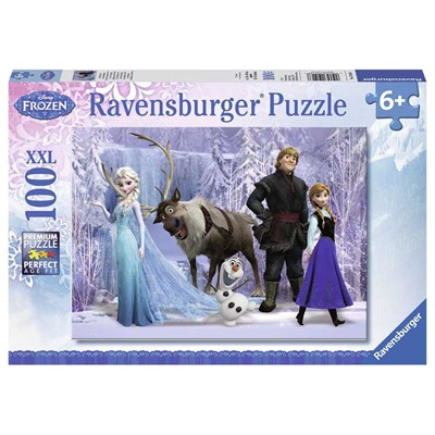 Reine des neiges - Puzzle - multicolore