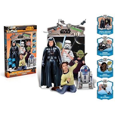 CANAL TOYS Star Wars - Studio photo - multicolore