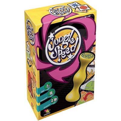 ASMODEE EDITIONS Jungle Speed - multicolore
