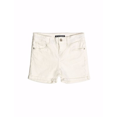 GUESS KIDS Short - blanc