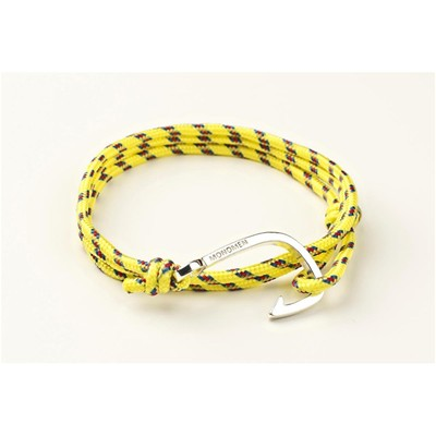 MONOMEN Bracelet multi-rangs - jaune