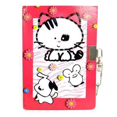 WONDERKIDS Carnet secret - multicolore