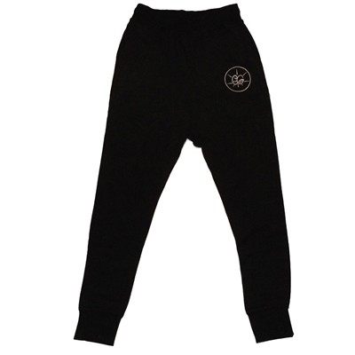 CHILLGREEN Jogging coton Slim CG - noir