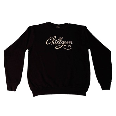 CHILLGREEN Sweat Chillgreen - noir