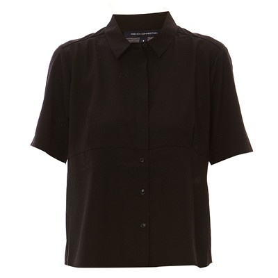 French Connection Polly - Camisa - negro
