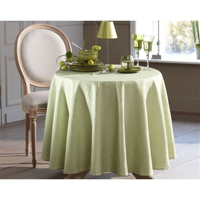 BECQUET Lot de 3 serviettes de table - anis