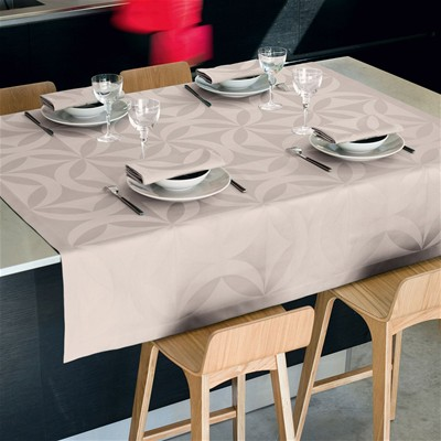 LJF BY Ellipse - Nappe enduite - beige