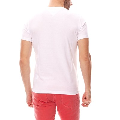 HILFIGER DENIM Original vn - T-shirt manches courtes - ecru