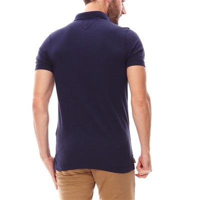 HILFIGER DENIM Original flag - Polo - bleu marine