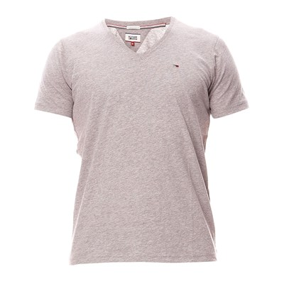 HILFIGER DENIM Original vn - T-shirt - gris clair