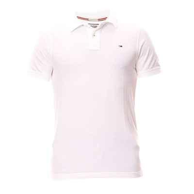 HILFIGER DENIM Polo - blanc
