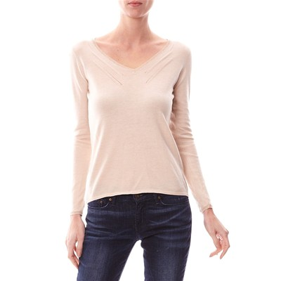Cashmere 4 ever pull - beige