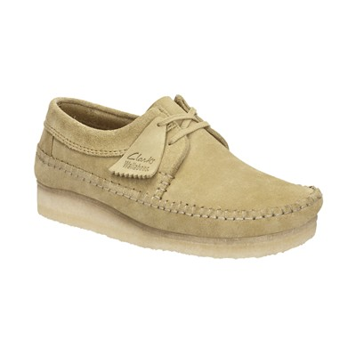 CLARKS ORIGINALS Weaver - Mocassins - beige