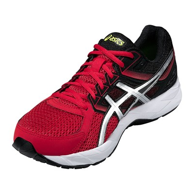 ASICS GEL-CONTEND 3 - Baskets - noir / rouge