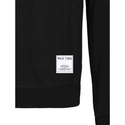 WAP TWO C2C - Sweat-shirt - noir