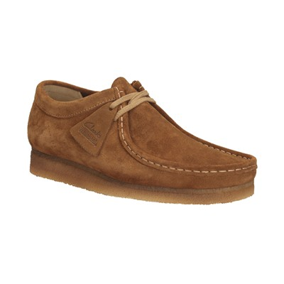 Wallabee - Mocassins - camel