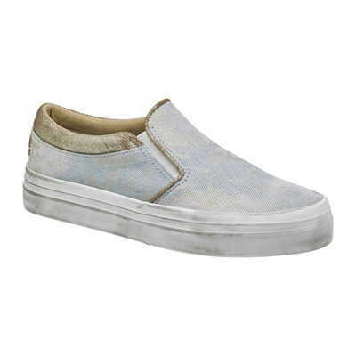 FLEXY - Slip-on - bleu clair