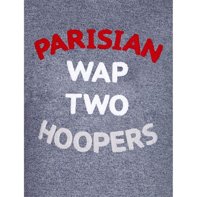 WAP TWO Book - T-shirt - gris