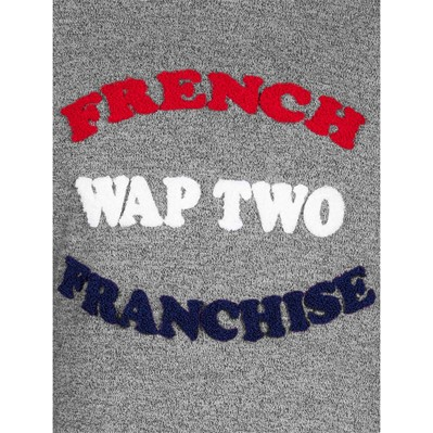 WAP TWO Company - T-shirt - gris chine
