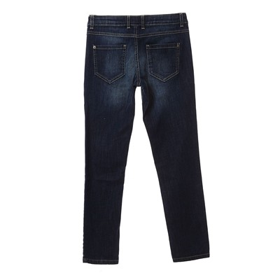BENETTON Jean slim - denim bleu