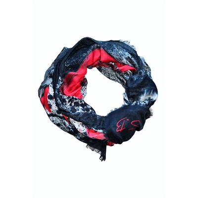 SASHA BERRY Street Love - Foulard - rouge
