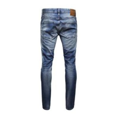 JACK & JONES Original - Jean slim - bleu délavé