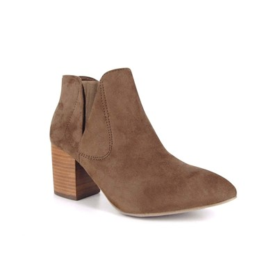 Cally - Boots - beige