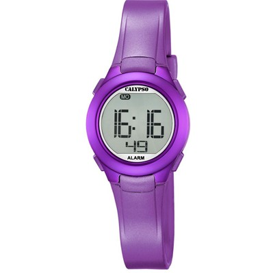 K5677-2 - Montre digitale - violet