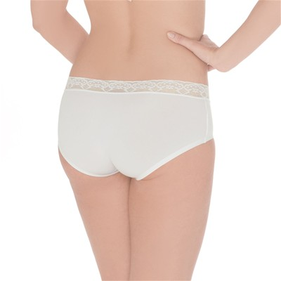 BILLET DOUX Sweetie - Lot de 2 shorties - blanc/skin