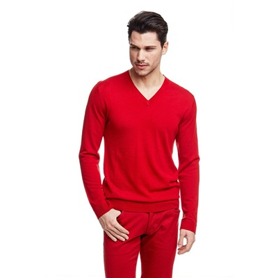 MARCIANO GUESS Pull en laine - rouge