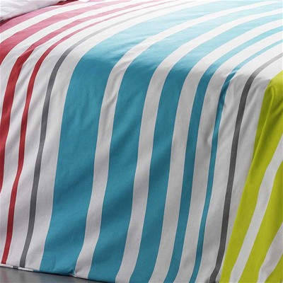 C DESIGN HOME Milly - Housse de couette - multicolore
