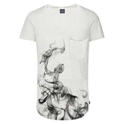 JACK & JONES Jorvisalia - T-shirt - ecru