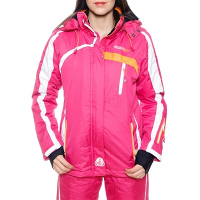 GEOGRAPHICAL NORWAY Wanda - Blouson de ski - orange