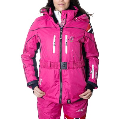 GEOGRAPHICAL NORWAY Woupala - Blouson de ski - rose