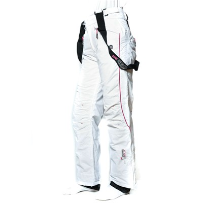 GEOGRAPHICAL NORWAY Vanessa - Pantalon de ski - blanc