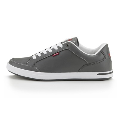 LEVI'S Aart Core Pu - Baskets - gris