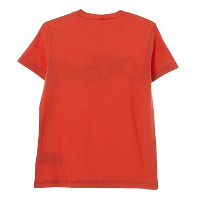 BENETTON T-shirt - pêche