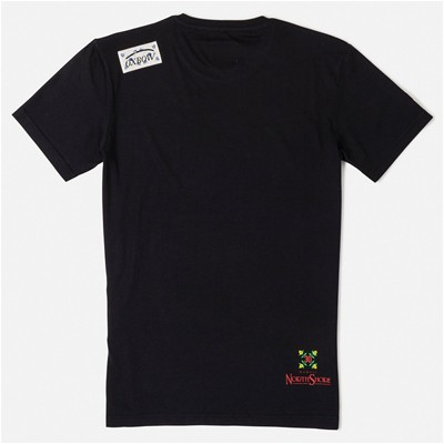 OXBOW Hawaii - T-shirt - noir