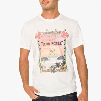 OXBOW Puerto Escondido - T-shirt - blanc